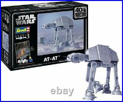 Revell Star Wars AT-AT 40TH ANNIVERSARY MODEL KIT 5680