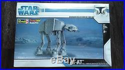 Revell Star Wars At-at All-terrain Armoured Transport Model Kit # 85-1859 F/s