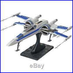 Revell Star Wars Force Awakens Model Kit Snaptite Max Collection Falcon X-wing