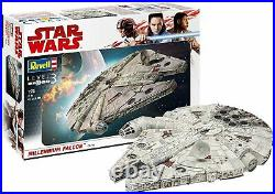 Revell Star Wars Millennium Falcon Spaceship Scale Model Kit 172 06718