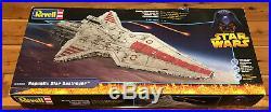Revell Star Wars Republic Star Destroyer(04860) Scale Model Kit Sealed Box