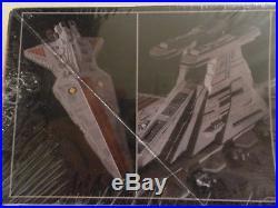 Revell Star Wars Republic Star Destroyer Model 85-6445 New Sealed Solo Venator