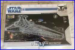 Revell Star Wars Republic Star Destroyer Model 85-6445 Venator