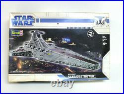 Revell Star Wars Republic Star Destroyer Model Kit (2008) 85-6445
