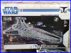 Revell Star Wars Republic Star Destroyer Model Kit (2008) 85-6445 Missing 1 Pce