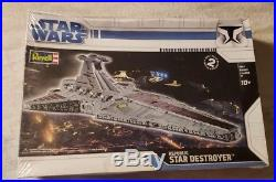 Revell Star Wars Republic Star Destroyer Skill 2 As Pictured