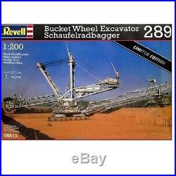 Revell of Germany 8813 1/200 Bucket Wheel Excavator LIMITED ED Plastic Model Kit
