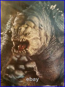 SEALED Star Wars RANCOR Collector Edition Monster Model AMT/ERTL 12 Vinyl 8171