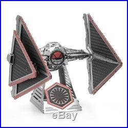 SET of 5 Fascinations Metal Earth Star Wars The Rise of Skywalker 3D Model Kits