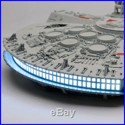 SOL RESIN FACTORY, C696, 172, STAR WARS Millennium Falcon Detail up kit
