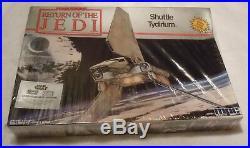 STAR WARS AMT ERTL IMPERIAL SHUTTLE TYDIRIUM Commemorative Model Kit New Sealed