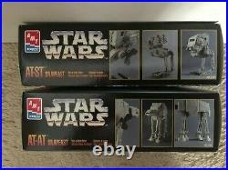 STAR WARS AMT / Ertl Model Kits (LOT OF 14) NEW
