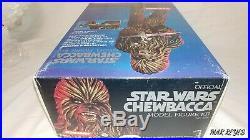 STAR WARS CHEWBACCA 1/4 scale Vinyl model kit by SCREAMIN