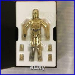 STAR WARS C- 3PO Diecast 1/6 12 Tamashii Nations Perfect Model Chogokin Bandai