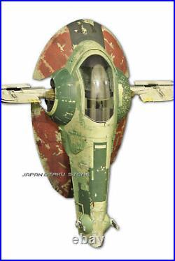 STAR WARS Episode 5 Fine Molds 1/72 Boba Fett SLAVE 1 Model Kit