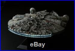 STAR WARS Episode IV 1/72 Millennium Falcon Perfect Grade Model Kit PG Bandai