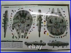 STAR WARS Plastic Model Fine Mold 1/72 Millennium Falcon Star Wars from JAPAN