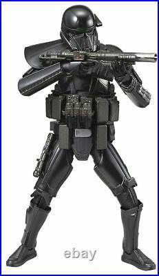 STAR WARS ROGUE ONE 1/12 DEATH TROOPER Plastic Model Kit BANDAI NEW from Japan