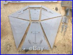 STAR WARS STUDIO SCALE JAWA SANDCRAWLER RESIN MODEL KIT PROP 24hr sale