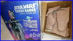 STAR WARS TUSKEN RAIDER 1/4 scale Vinyl model kit by SCREAMIN