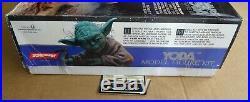 Scremin' 1/4 Scale Star Wars Yoda Soft Vinyl Model Kit New In Opened Box