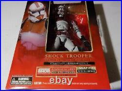 Sealed Star Wars Kotobukiya Shocktrooper ARTFX Sith Model Kit! Shock Trooper