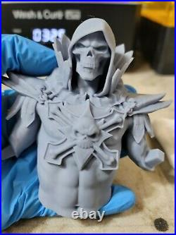 Skeletor Masters Of The Universe He-Man Figure Custom Resin Model Kit DIY Paint