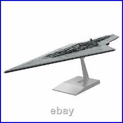 Special set! BANDAI Star Wars STAR DESTROYER LIGHTING MODEL LIMITED+Vehicle mod
