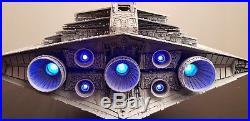 Star Destroyer model replica prop star wars kit pro built