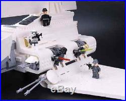 Star Wars 10212 Imperial Shuttle Model Building Kit Blocks Bricks compatible