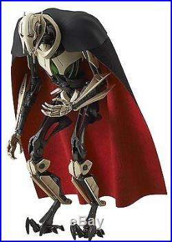 Star Wars 1/12 General Grievous Model Kit Bandai Japan NEW
