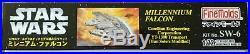 Star Wars 1/72 Millennium Falcon Model Kit Fine Molds figures Han Solo Chewbacca
