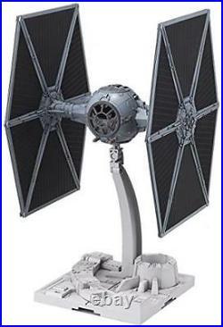 Star Wars 1/72 Tie Fighter Advanced Plastic Model Japan