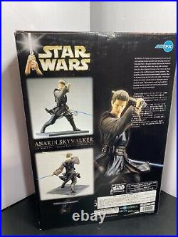 Star Wars 1/7 Anakin Skywalker Soft Vinyl Model Kit Kotobukiya ArtFX