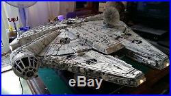 Star Wars 28 Millennium Falcon Resin Conversion kit 300 pcs Near Studio Scale