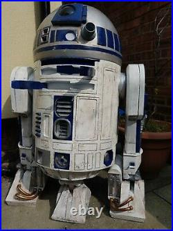 Star Wars 3d printed R2D2 dome and body kit