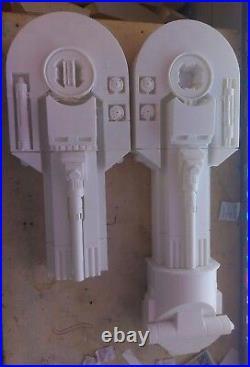 Star Wars 3d printed R2D2 kit & free baby yoda