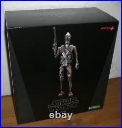 Star Wars ARTFX+ Kotobukiya IG-11 1/10 Statue Pre-Painted Model Kit NEU