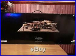 Star Wars ART-FX T65 X Wing Fighter Cross Section Model Kit