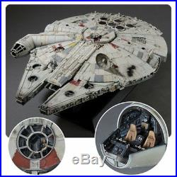 Star Wars A New Hope Millennium Falcon 172 Scale Perfect Grade Model Kit