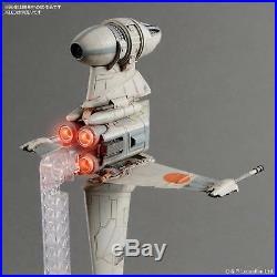 Star Wars B-Wing Star Fighter 1/72 Plastic model kit BAN230456 Japan