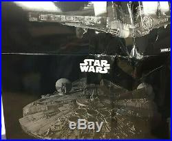 Star Wars Bandai Perfect Grade 1/72 Scale Millennium Falcon Model Kit New Other
