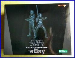 Star Wars Blackhole Storm Trooper Artfx Kotobukiya Model Kit Black Hole Shadow