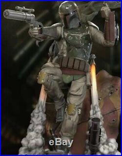 Star Wars Boba Fett 1/8 Scale Resin Model