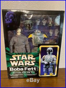 Star Wars Boba Fett Tomy Action Figure Kit 1/6 Marmit Japanese Model New Sealed