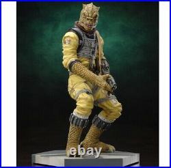 Star Wars -Bossk Bounty Hunter 1/5 Scale Resin Model kit fan art