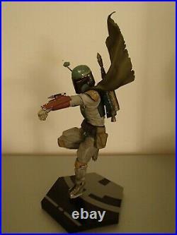 Star Wars Bounty Hunter Series Boba Fett Kotobukiya 17 Scale Model Kit