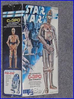 Star Wars C-3PO 10 Model Kit