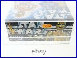 Star Wars C-3PO See Threepio Vintage MPC Model Kit AFA 85 NM+