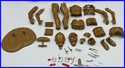 Star Wars C-3po Model Kit Made By Denys Fisher Circa 1977 (by)